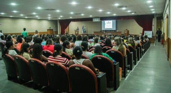 Participantes da 1a Semat do Ifes Linhares